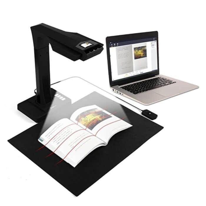 book/document scanning